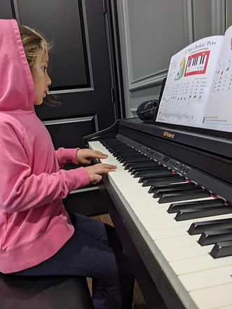 Piano Lessons Rochester Hills