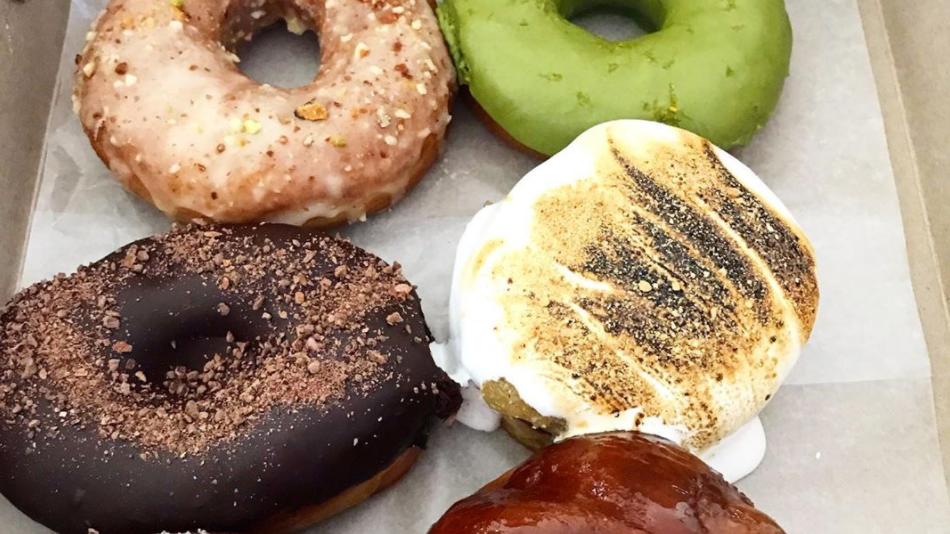 Maiden Donuts