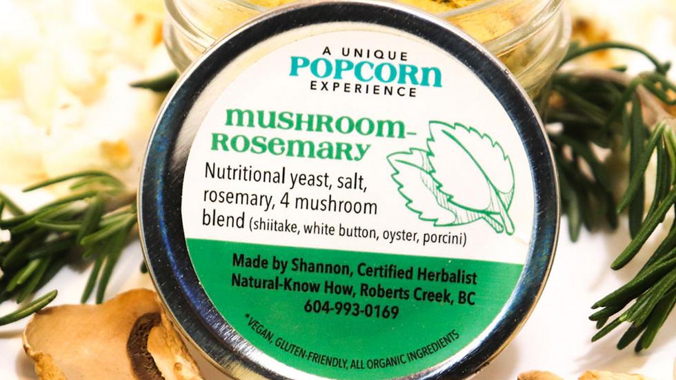 Herbal Popcorn Topper
