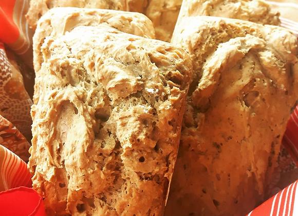 Wheat-Free Chia Bread