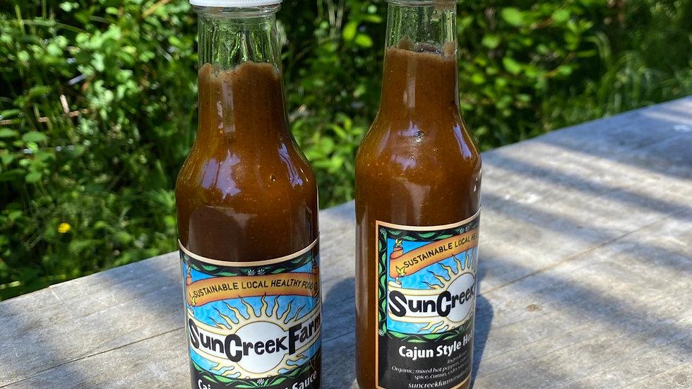 Cajun Hot Sauce