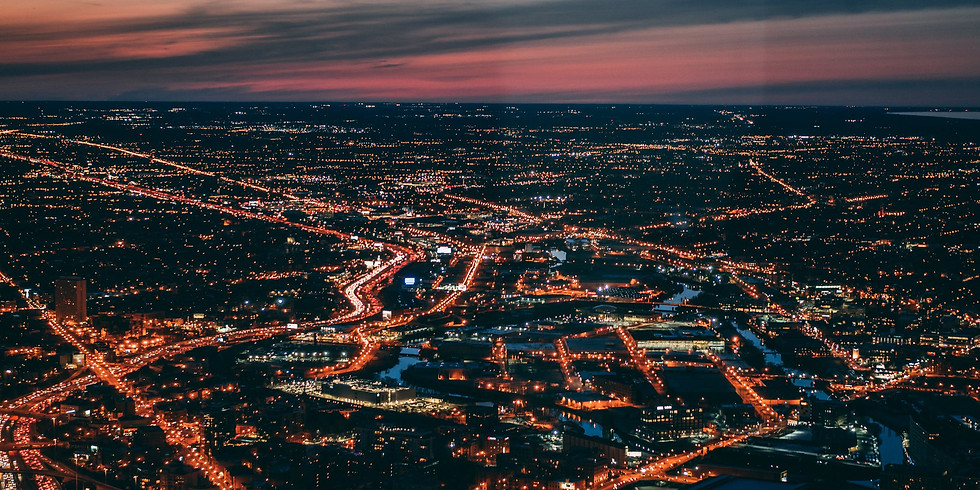 Een technische blik op de stad van morgen