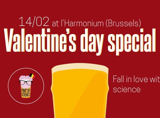 Pint of Science Valentine's Day Special