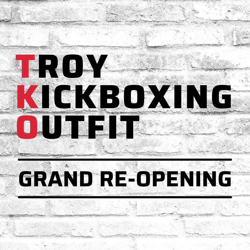 TKO's Official Grand Re-Opening + Ribbon Cutting Ceremony