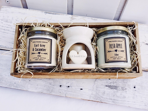 Luxury Scented Candle Gift Set