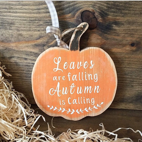 Autumn Halloween Pumpkin Decor