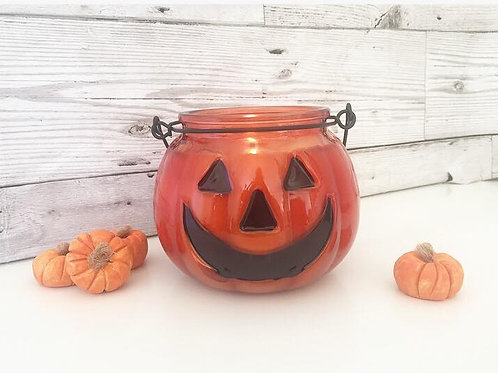 Large Pumpkin Scented Candles