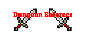 Dungeon Enforcer logo