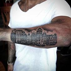 Tattoos amsterdam sara koning tattoos for Amsterdam tattoo artists