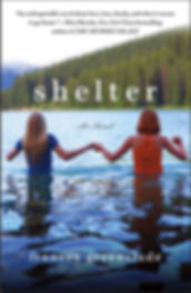 Cover of Shelter by Frances Greenslade