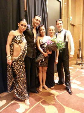 Guest performers at The Dream Ball