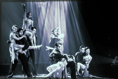 Dance Dynamix Showdance