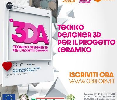 Quando l'arte del 3D si mette al servizio delle imprese