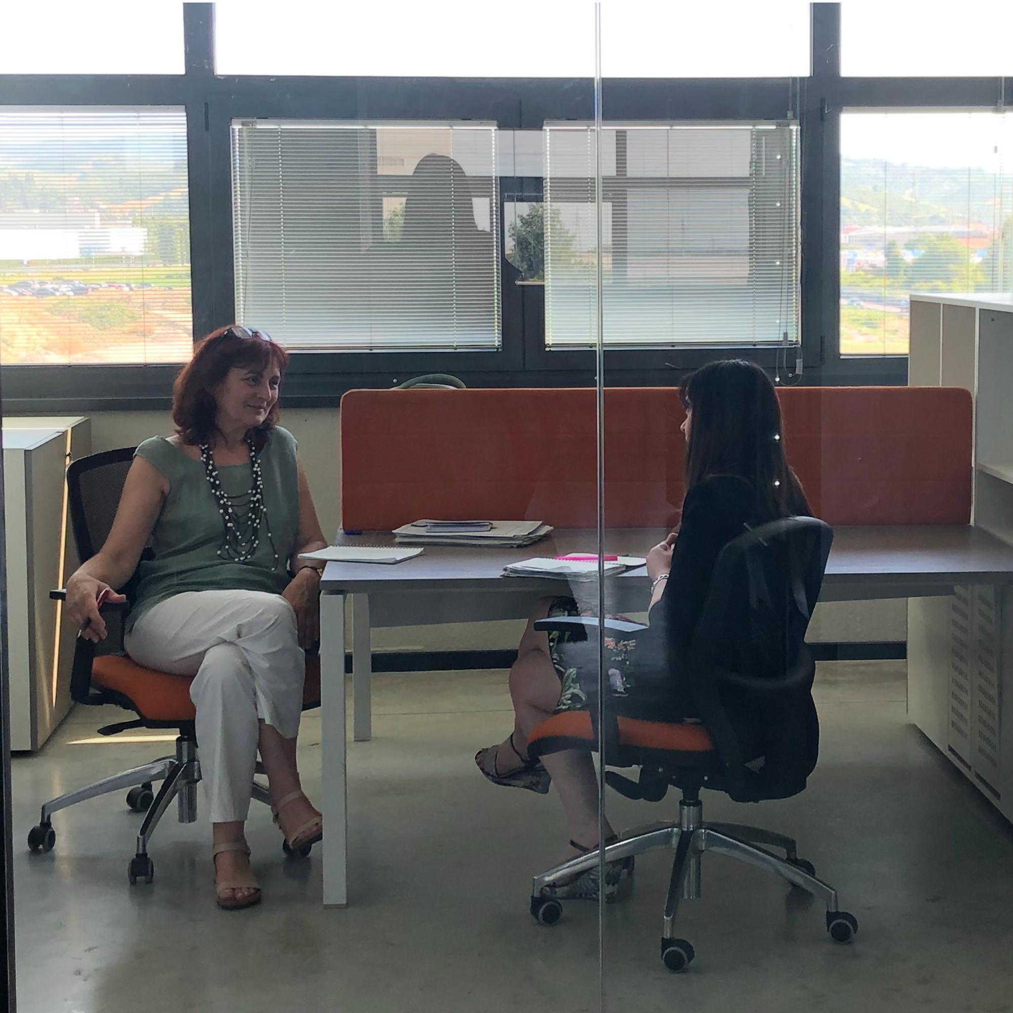 Sessione di mentoring