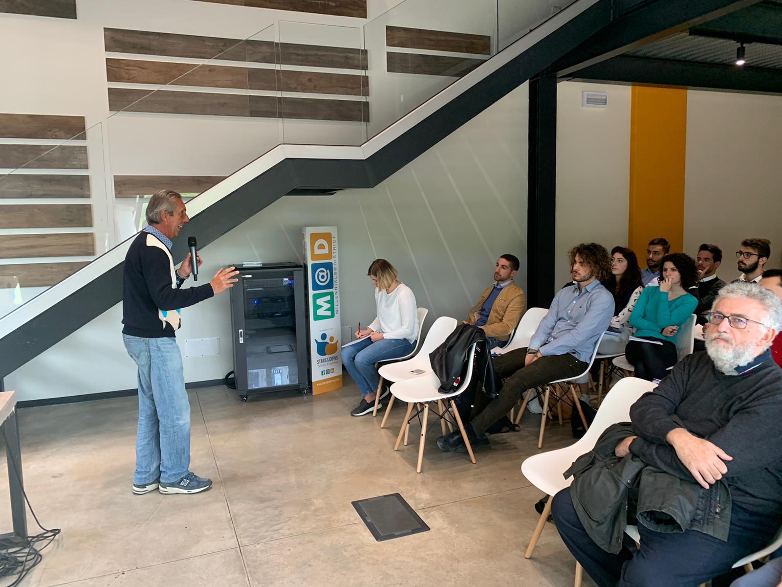 M@D Hackathon - Presentazione Challenge