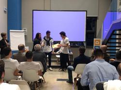 M@D Hackathon - Premiazione Primo Classificato