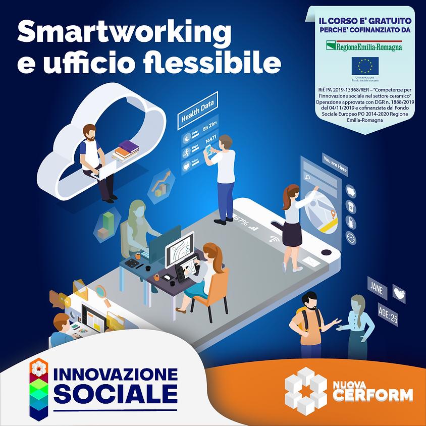 SMARTWORKING E UFFICIO FLESSIBILE