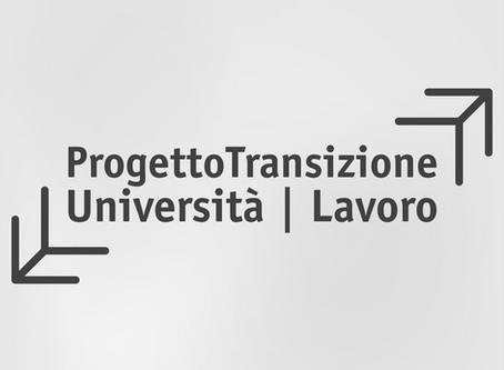 BANDO TRANSIZIONE UNIVERSITA'-LAVORO
