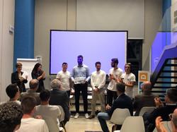 M@D Hackathon 2019 - Premiazione secondo classificato