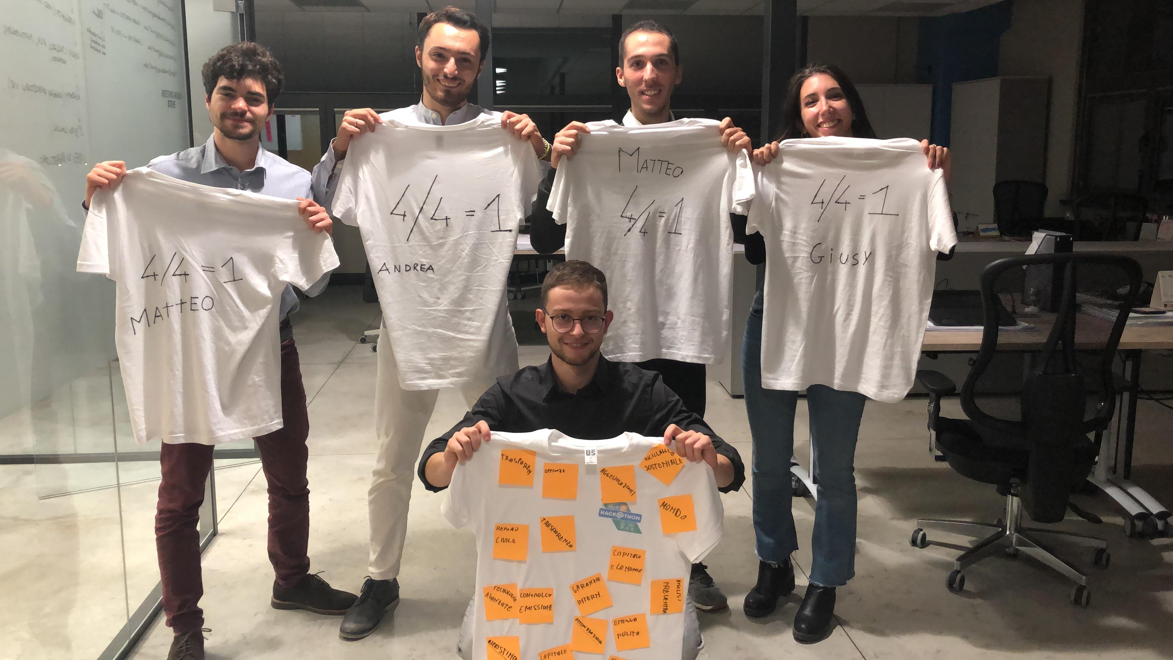 Hackathon - ironia ultimi arrivati