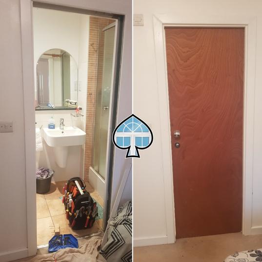 Sliding Door Installation Sutton, SM1.pn