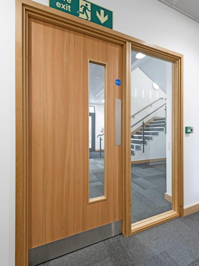 Commercial Fire Door SM5