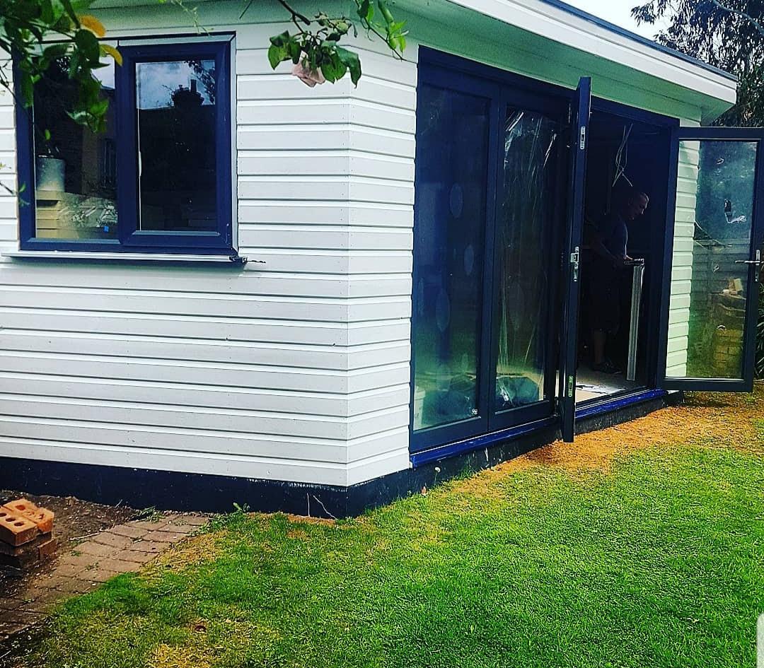 Bi Folding Doors & Windows Installed Carshalton