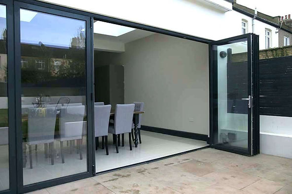 bi fold door repair mayfair