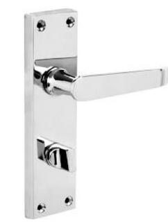 Bathroom Door Locking Handles