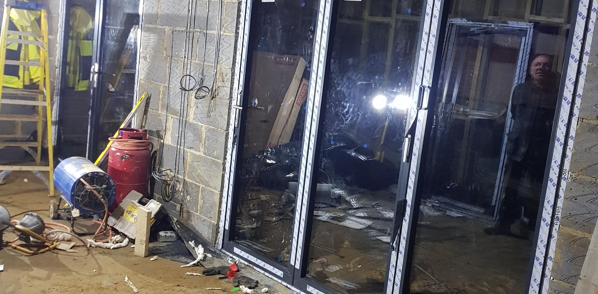 Bi Folding Doors Installed Sutton SM1