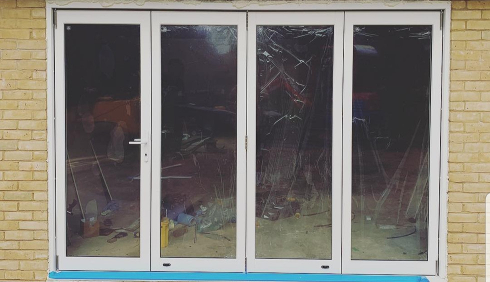 Bi Folding Doors Installed Twickenham