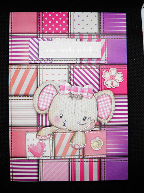 Kids Card - Love and Cuddles