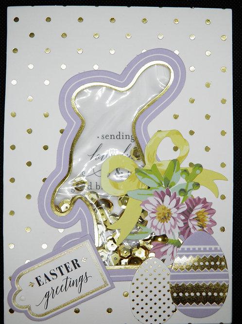 Easter Card - Easter Greetings