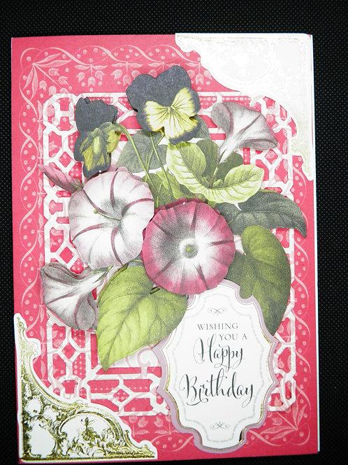 Birthday Card - Wishing You a Happy Birthday