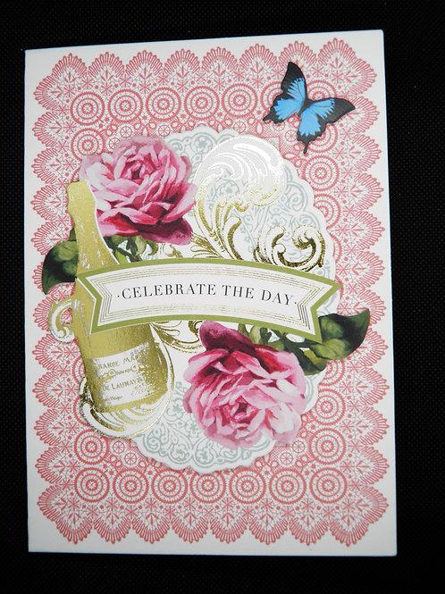 Birthday Card - Celebrate the Day