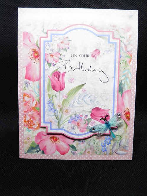 Birthday Card - On Your Birthday