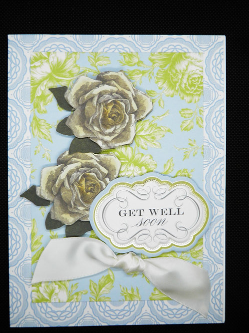 Get Well Card - Get Well Soon