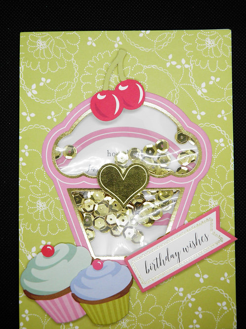 Birthday Card - Birthday Wishes