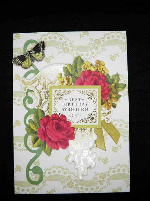Birthday Card - Best Birthday Wishes
