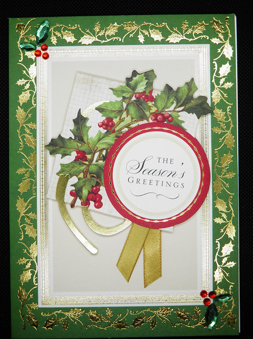 Christmas - The Seasons Greetings
