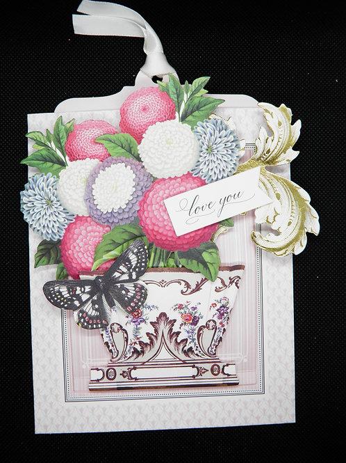 Anniversary Card - Love You