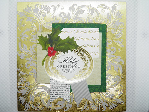 Christmas - Holiday Greetings