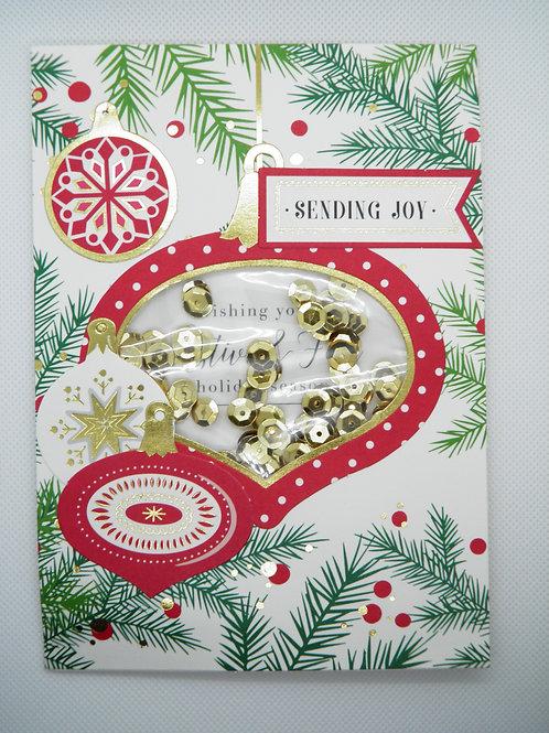 Christmas - Sending Joy