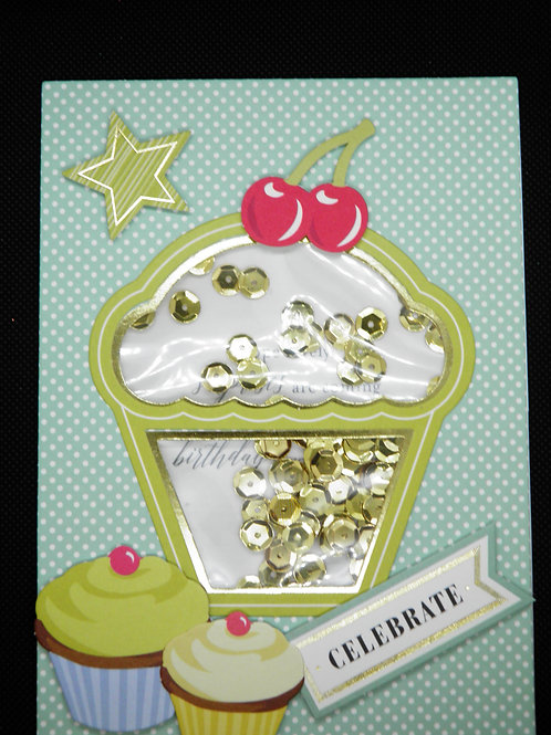 Birthday Card - Celebrate