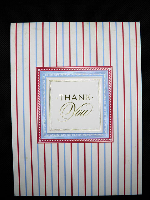 Thank You Pop Up Card - We Are So Grateful