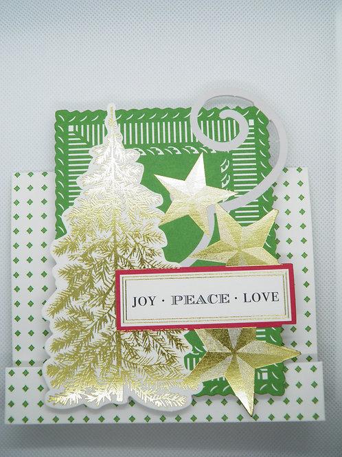 Christmas - Joy, Peace, Love