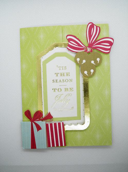 Christmas - 'Tis The Season To Be Jolly
