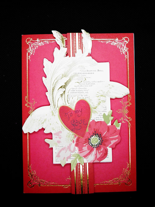 Anniversary Card - To My Love