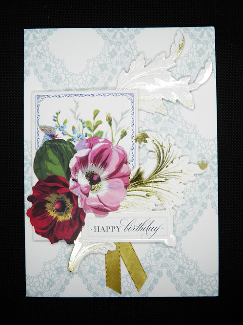 Birthday Card - Happy Birthday