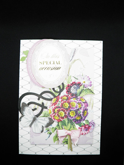 Birthday Card - On This Special Occasion